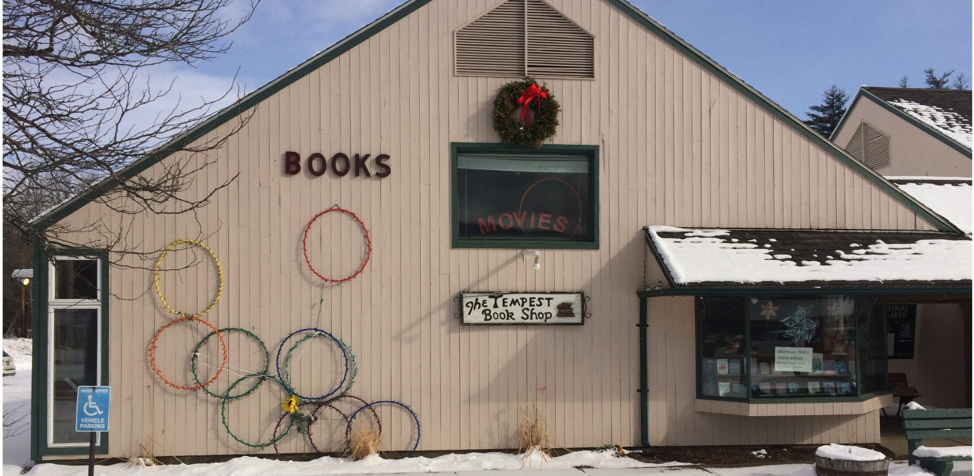 Tempest Book Shop